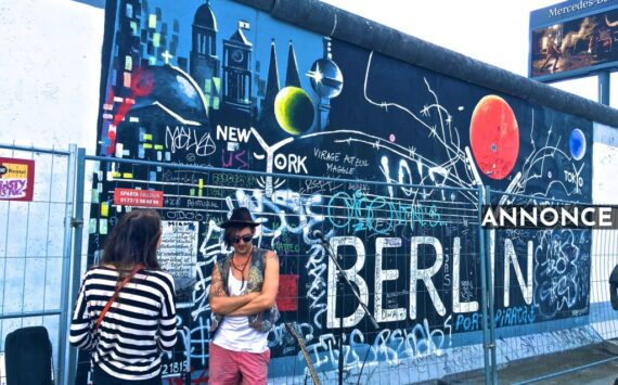 Besök Berlin på semestern