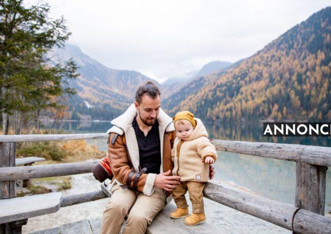 Resutrustning för dig som reser med barn