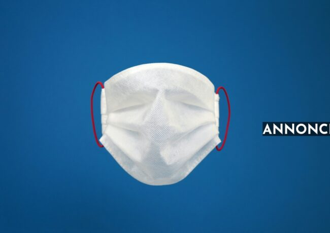 Skydda dig själv och andra med munskydd